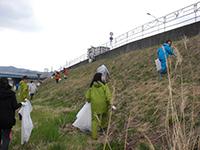 河川清掃170415-2